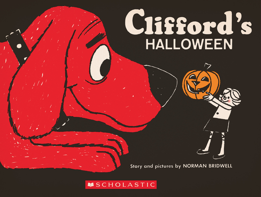 Clifford's Halloween: Vintage Hardcover Edition Cover Image