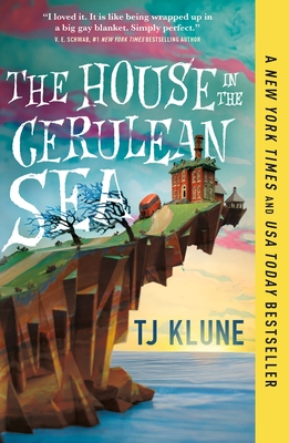 Cover of the House in the Cerulean Sea