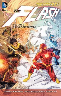 The Flash Vol. 2 Cover