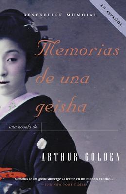 Memorias de una Geisha Cover