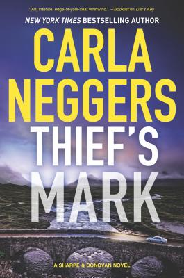 Thief's Mark: An Unforgettable Mystery (Sharpe & Donovan #8) Cover Image