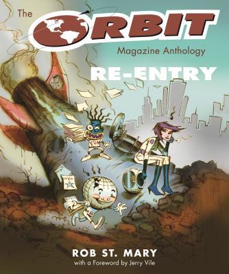 The Orbit Magazine Anthology Cover