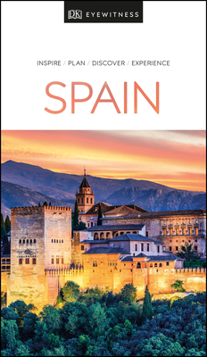 DK Eyewitness Spain (Travel Guide) Cover Image