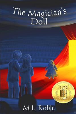 The Magician's Doll (Hidden Gifted #1) Cover Image