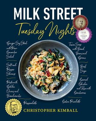 Milk Street: Tuesday Nights: More than 200 Simple Weeknight Suppers that Deliver Bold Flavor, Fast cover