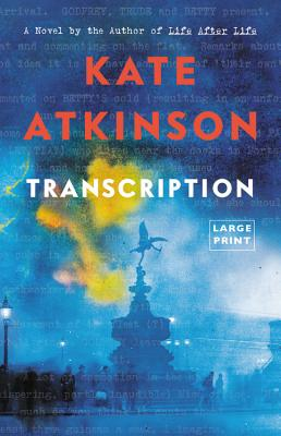 Transcription: A Novel Cover Image