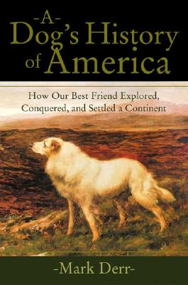 A Dog's History of America Cover
