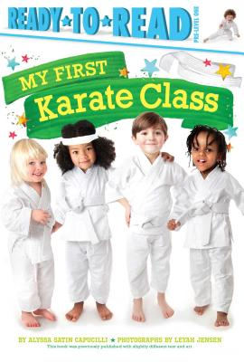 Cover for My First Karate Class