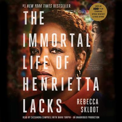 The Immortal Life of Henrietta Lacks Cover Image
