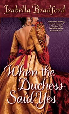 When the Duchess Said Yes Cover