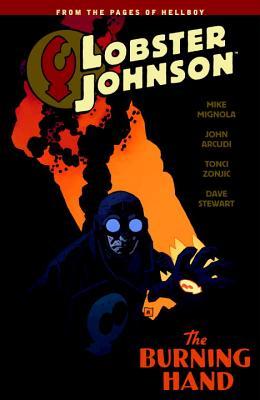 Lobster Johnson Volume 2 Cover