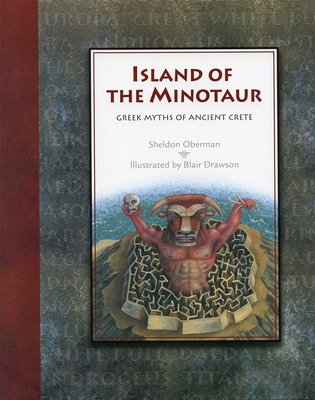 Island of the Minotaur Cover