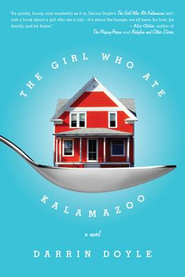Cover for The Girl Who Ate Kalamazoo