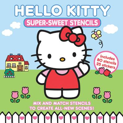 Cover for Hello Kitty Super-Sweet Stencils