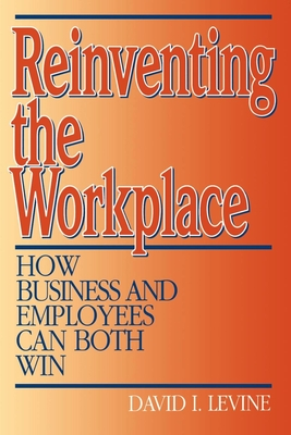 Reinventing the Workplace Cover