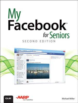 My Facebook for Seniors Cover Image