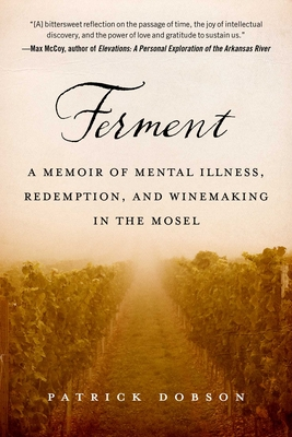 Cover for Ferment