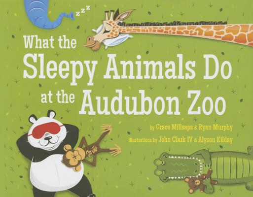 What the Sleepy Animals Do at the Audubon Zoo Cover Image