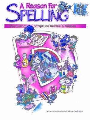 A Reason for Spelling - Level D: Student Workbook Cover Image
