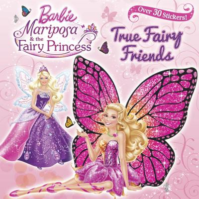 True Fairy Friends [With Sticker(s)] Cover Image