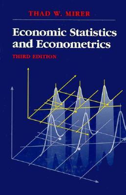 Economic Statistics and Econometrics Cover Image