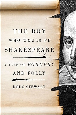 The Boy Who Would Be Shakespeare Cover
