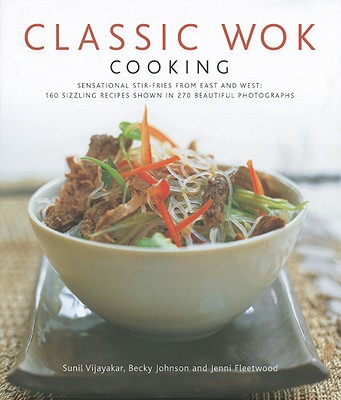 Classic Wok Cooking Cover Image