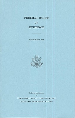 Federal Rules of Evidence: 2008 Cover Image