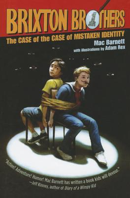 Case of the Case of Mistaken Identity (Brixton Brothers) Cover Image