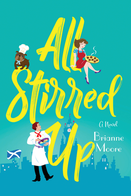 Cover for All Stirred Up