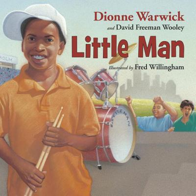 Little Man [With CD (Audio)] Cover