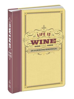 Life Is Wine Journal Cover