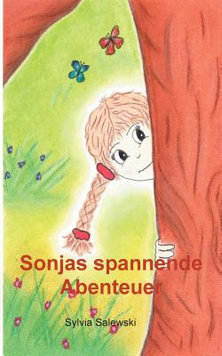 Sonjas spannende Abenteuer Cover Image
