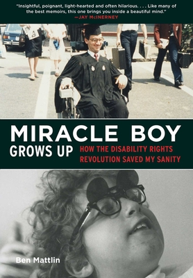 Miracle Boy Grows Up Cover