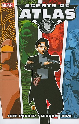 Agents of Atlas Cover Image