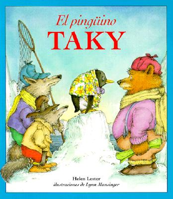 El Pingüino Taky (Tacky the Penguin) Cover Image