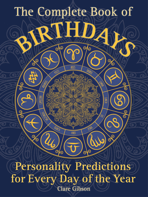 Cover for The Complete Book of Birthdays