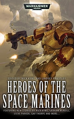 Heroes of the Space Marines Cover Image