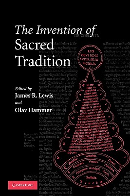 The Invention of Sacred Tradition Cover