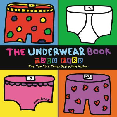 The Underwear Book Cover