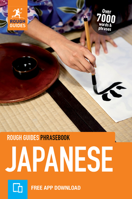 Rough Guides Phrasebook Japanese (Rough Guides Phrasebooks) Cover Image