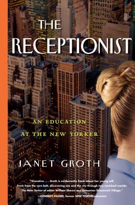 Cover for The Receptionist