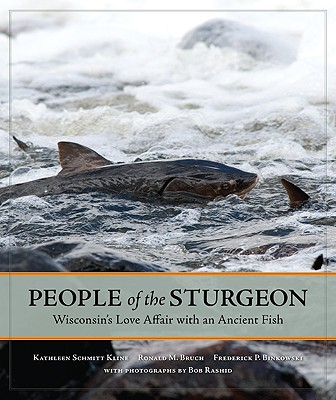 Cover for People of the Sturgeon