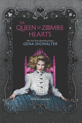 The Queen of Zombie Hearts (White Rabbit Chronicles #3) Cover Image