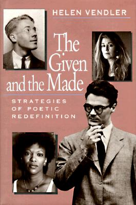 The Given and the Made Cover