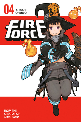 Fire Force 4 Cover Image