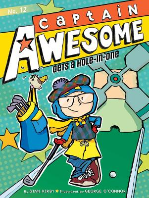 Captain Awesome Gets a Hole-in-One Cover Image