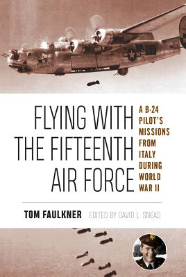 Cover for Flying with the Fifteenth Air Force