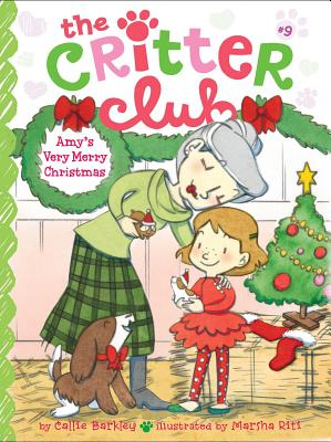Amy's Very Merry Christmas (Critter Club #9) Cover Image