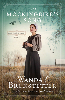 The Mockingbird's Song (Amish Greenhouse Mystery #2) Cover Image